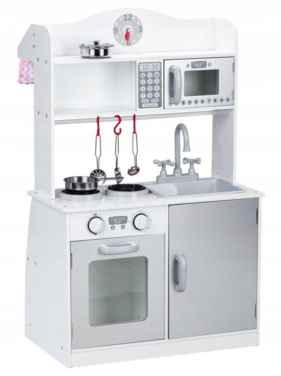 Duza Drewniana Kuchnia Sklep Stragan Dla Dzieci Kitchen Appliances Home Kitchen