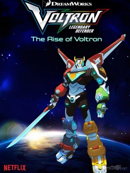 Người máy Voltron / Dũng sĩ Hesman Trọn Bộ Thuyết minh Full HD