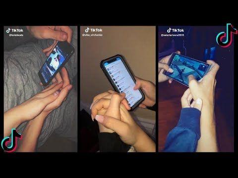 Hold Hands When Boyfriend Plays Phone Tik Tok Youtube Boyfriend Holding Hands Youtube Cute Couples Goals
