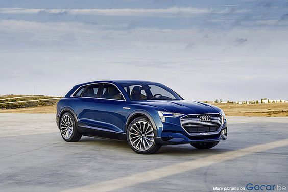 The next Audi made in Brussels