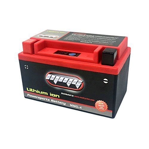 Mmg Ytz14s Z14s Lithium Ion Sealed Factory Activated Powersports Battery 12v Cca 300 For Motorcycle In 2021 Powersports Motorcycle Battery Battery