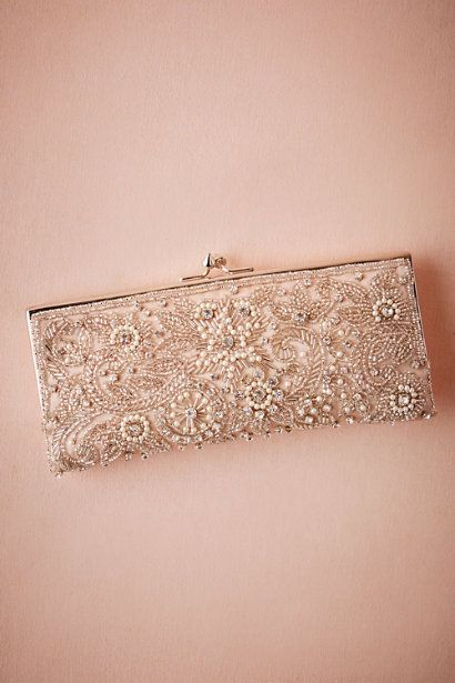 BHLDN Tearoom Clutch in  Shoes & Accessories Clutches & Gloves at BHLDN