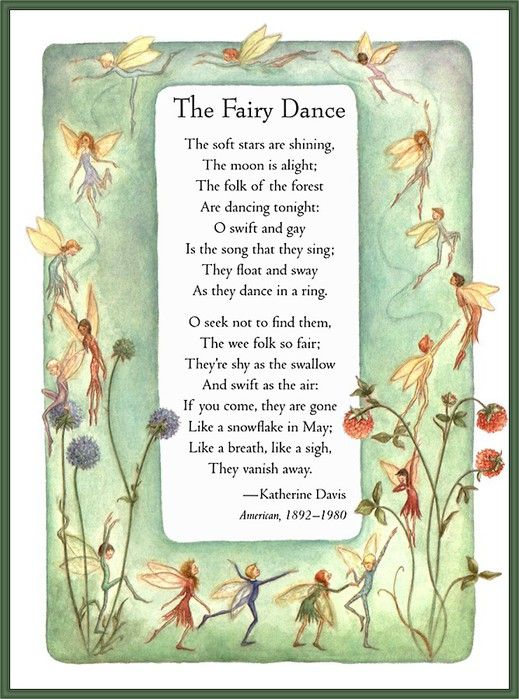 List of Fairies