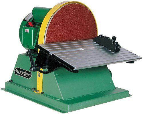 Woodtek 958357 Machinery Sanders 12 Bench Top Disc Sander 3 4hp For Sale Https Electricsanders Revie Best Cordless Circular Saw Cordless Circular Saw Sanders