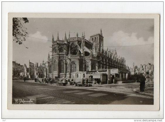 Caen , église St Pierre