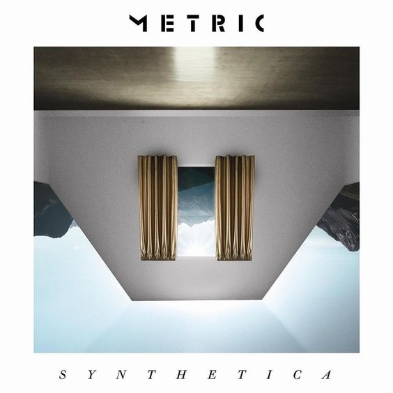"""""""Breathing Underwater"""" by Metric was added to my Liked Music playlist on Spotify"""