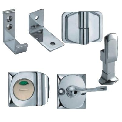 Jialifu Toilet Partition Stainless Steel Accessories