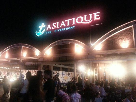 Asiatique, Bangkok