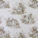 Toile Historique 1 - Tecidos de decoração extra-largos - Tecidos extra-largos e com altura de divisão