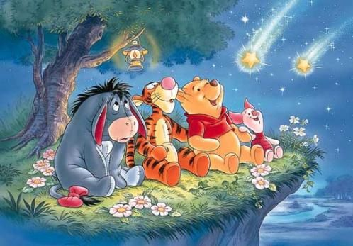 D-108-838 Tenyo Disney Winnie the Pooh Eeyore Japan Jigsaw Puzzles