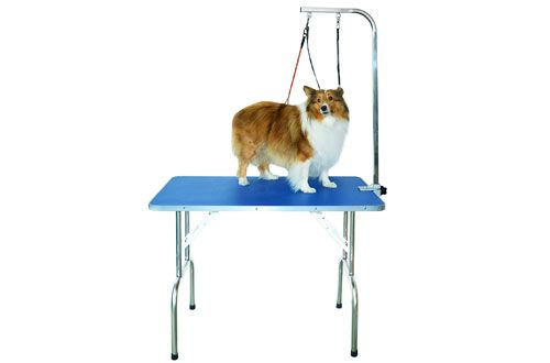 Shelandy Professional Grooming Pet Table Dog Grooming Grooming Pet Groomers