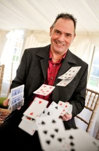 Simply Magic!  With a variety of childrens and adults magic, Sean is one of the most popular wedding magicians in Norfolk providing top quality entertainment which is guaranteed to delight your guests and help them to remember your special day.  http://www.norfolkbrides.co.uk/httpwwwsimplymagiccouk-385.html