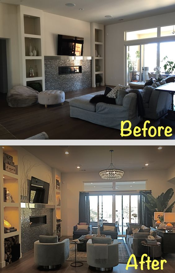 #filthygorgeous #before&after #design #remodel #Benicia #interiordesign