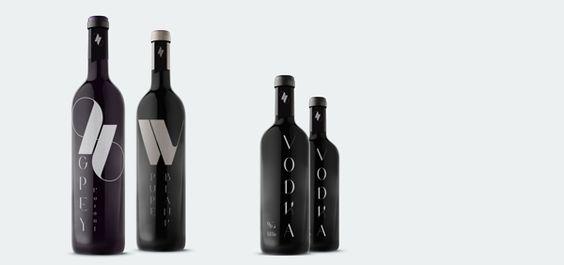 96 Liqueurs on Behance