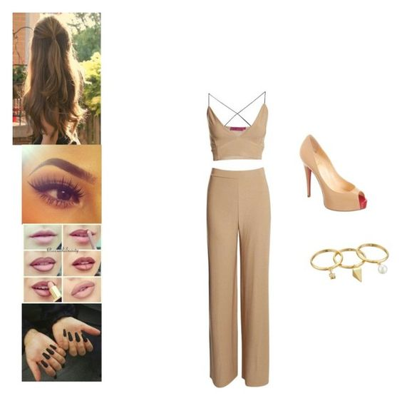 """""""Sem título #1173"""" by tamires-izau ❤ liked on Polyvore featuring Rebecca Minkoff"""