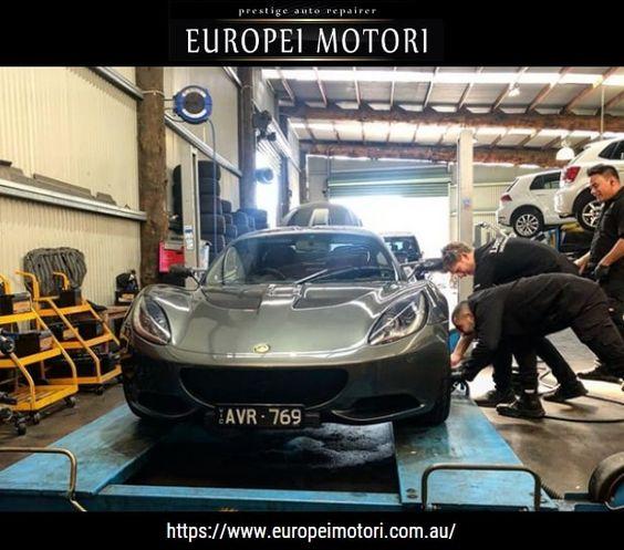 Europei Motori Provides Leading Vehicle Mechanic Services For