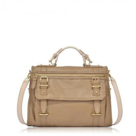 The Atlas Satchel