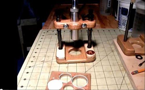 Precision embutimento Router - pelo carpinteiro naval @ LumberJocks.com ~ comunidade de tratamento de madeira