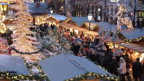 © Deutschs julemarked