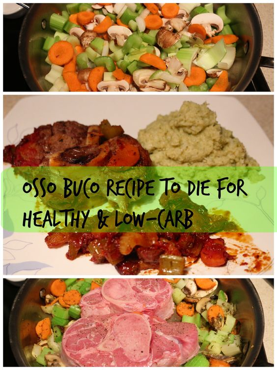 Healthy and easy to make osso buco recipe.  It's finger lickin good!