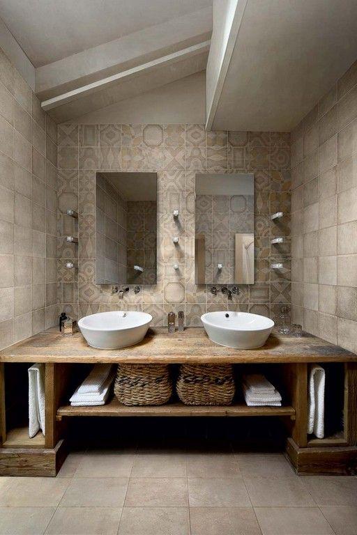 Bathroom Ideas Rustic Modern