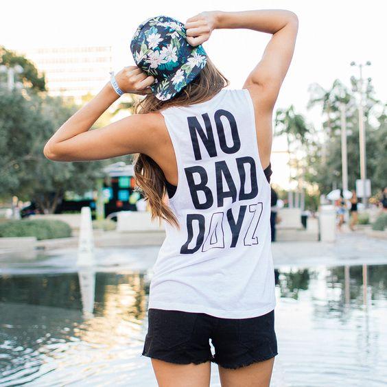 No Bad Days for DZ | Delta Zeta | Sorority Apparel | Bid Day Shirts | Recruitment