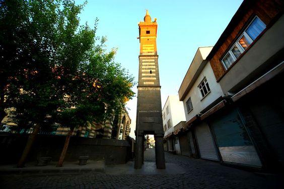 Şeyh Mutahhar Camii, Diyarbakır, Turquía