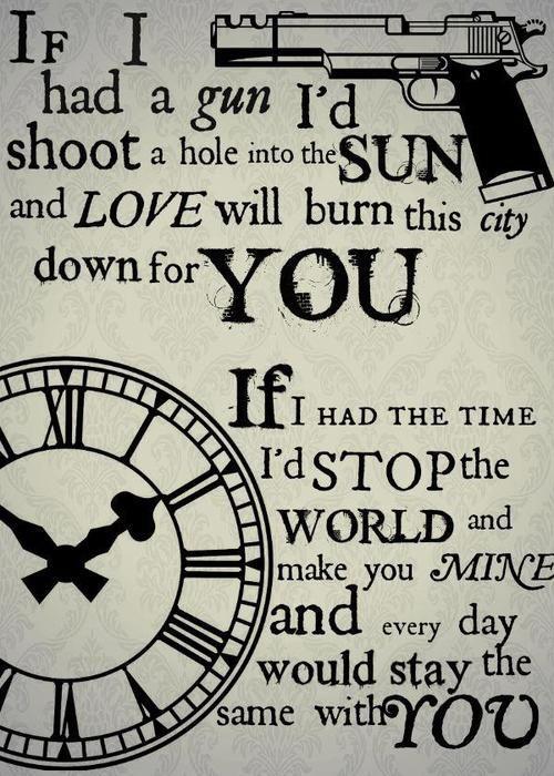 If I Had a Gun ~ Noel Gallagher