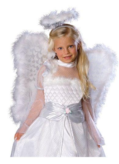 Girls Costumes, Angel Kids Costume, Child costumes, Princess kids - mens halloween costume ideas 2013