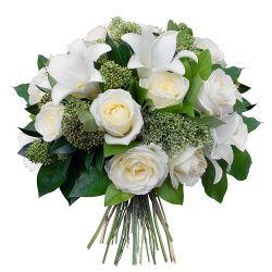 Les fleurs de deuil | Univers-Obseques