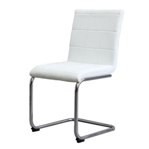 Loods 5 stoel eettafel eetkamer retro wit eetkamerstoel for Eetkamer stoel