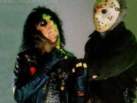 Southern Cumfort He S Back The Man Behind The Mask Alice Cooper Cover Youtube Alice Cooper Jason Voorhees Cooper