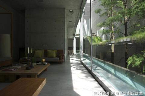 【TV】自地自建環繞綠水蔥榮  我家就是一座美術館