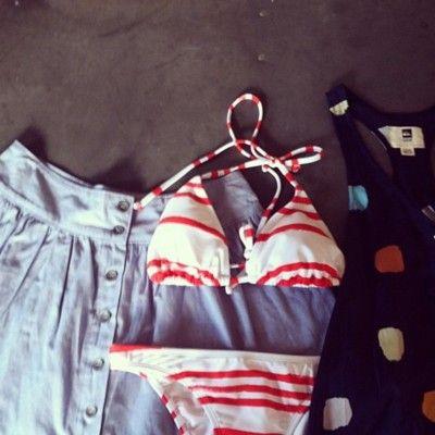 Plotting what we'll wear at #Coachella (Taken with instagram)
