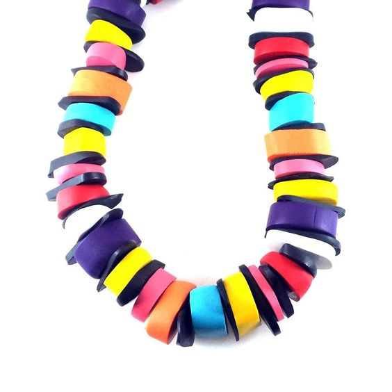 RUDE Beaded Necklace