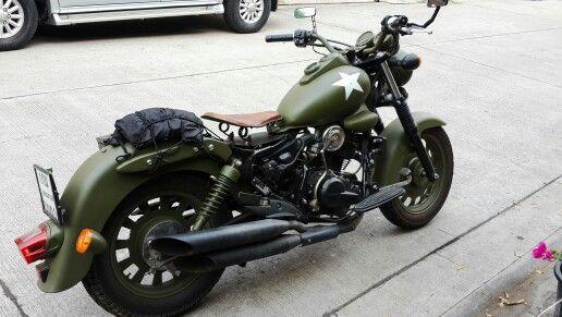 Superlight 200 Motorcycle Pinterest