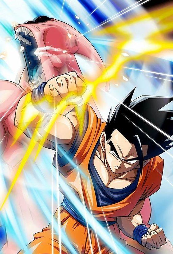 Super Gohan Vs Super Buu Dragon Ball Z Wallpaper 4k Dragon Ball Dragon Imagens De Dragon Ball