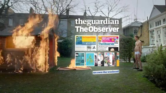 Click here: http://t.gu.com/sqIIw to get £2 off our weekend papers. The Guardian and Observer are now even bigger and better, with Do Something, the new mont...