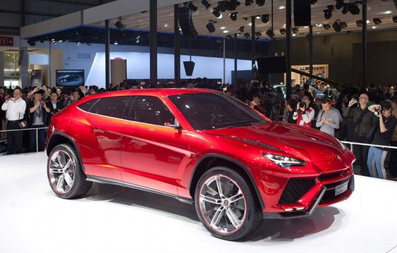 Lamborghini Urus : Ugly name and needs more refinement but nice try: Lambo Carsnotsuv, Cars Motorcycles, Cars Lamborghini, Drive Cars, Dream Cars, Lamborghini Suv, Cars Trucks