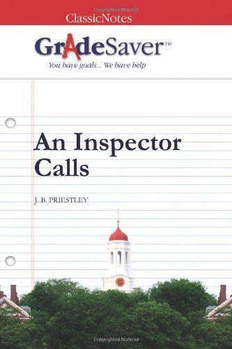 An Inspector Calls Study Guide