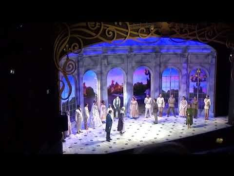 Anastasia On Broadway Curtain Call Youtube Broadway Curtain