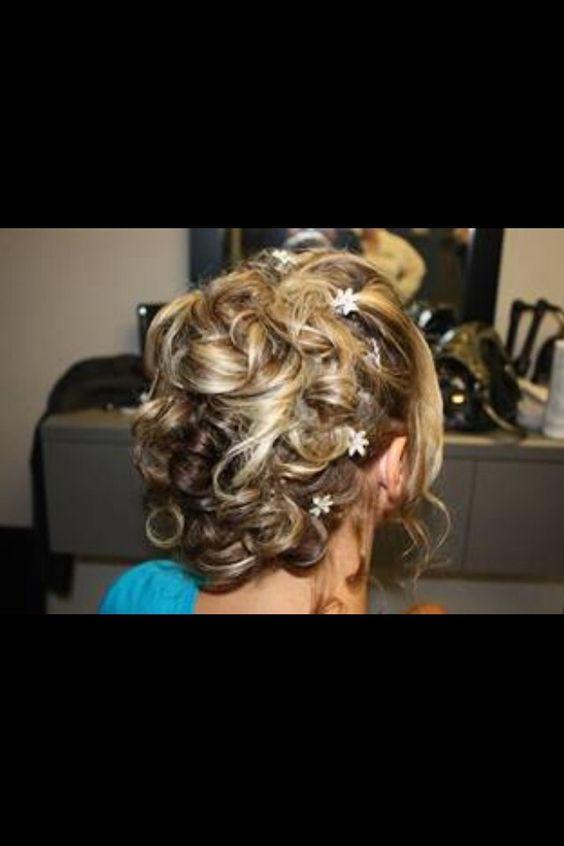Wedding hair, up do