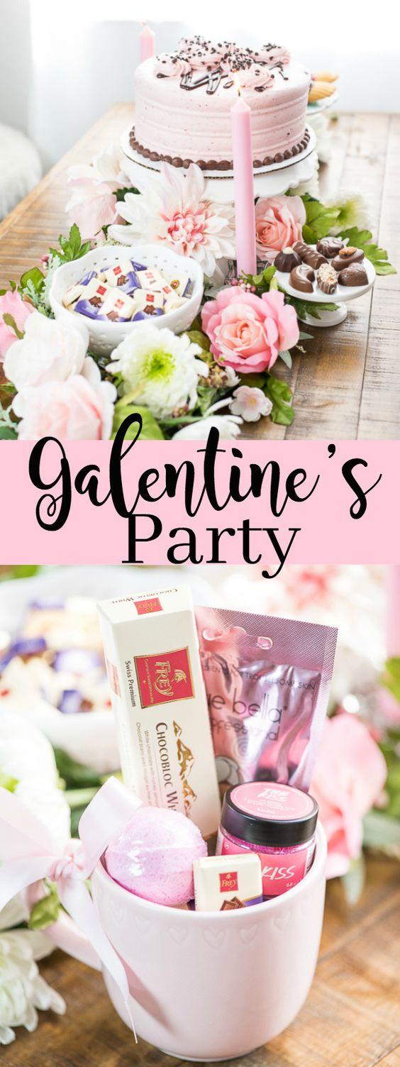 Galentine's Day Party Ideas | Best of Pinterest | Pinterest