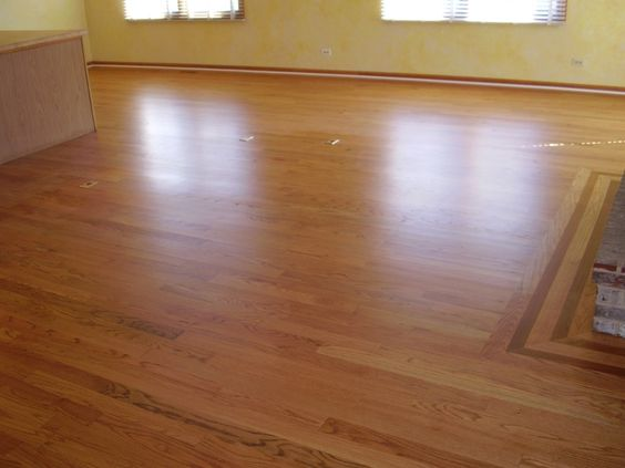 3 1 4 S Amp B Red Oak Golden Pecan Stain Floors