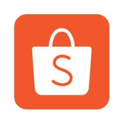 Icon Shopee Ilustrasi Bisnis Kartu Nama Desain Logo Bisnis