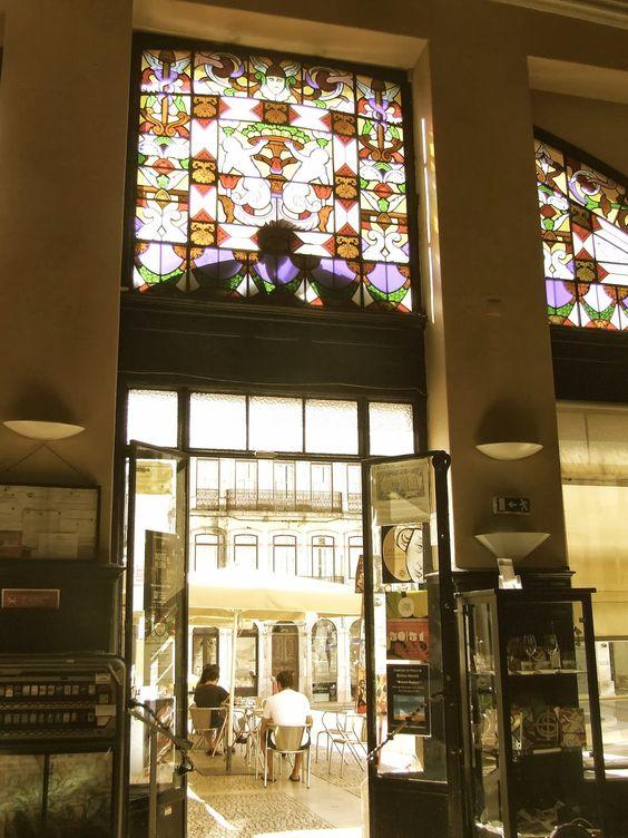 Café Santa Cruz (Coimbra) Portugal