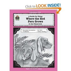 a literary analysis of where the red fern grows Read where the red fern grows book reviews & author details and more at  amazonin  language and literature for the ib myp 1 (myp by concept 1)   review praise for where the red fern grows a top 100 children's novel,  school.