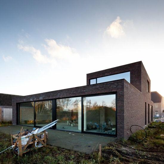 Projecten architect aalst tom lierman bureau voor for Bouwen en interieur