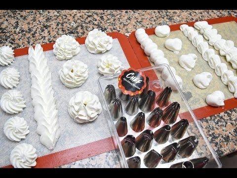 تعلم تقنيات و طرق تزيين الكيك و الحلويات و عمل زهور جميلة و أشكال جديدة و رائعة بالكيس الحلواني Youtube Food Cheese Board Cheese
