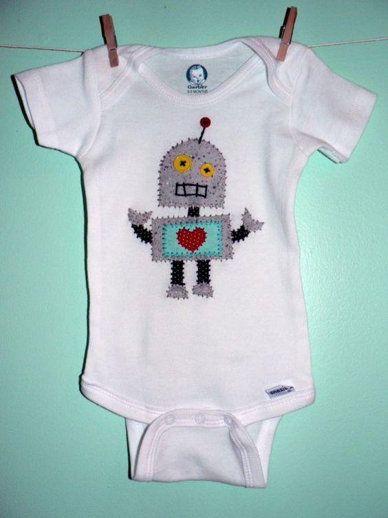 Robot Love. :)